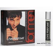 Концентраты феромонов (Love parfum) муж. 10мл